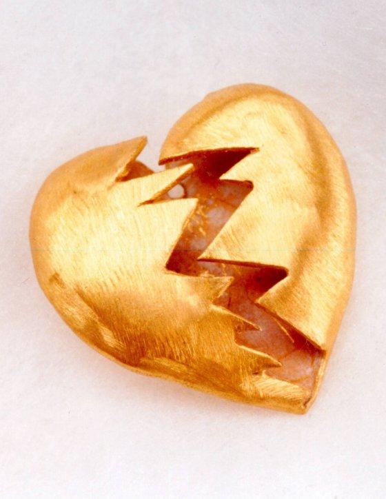 22 Kt. Heart