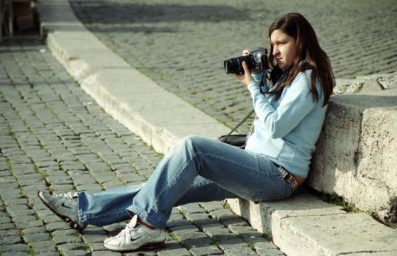 Woman Photographer