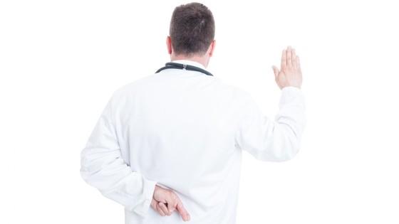 Dishonest Doctor