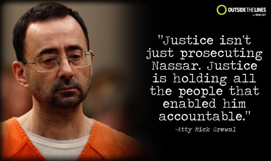Holding All That Enabled Nassar Accountable